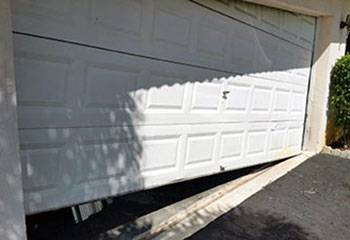 Garage Door Off Track Project | Garage Door Repair Walnut, CA